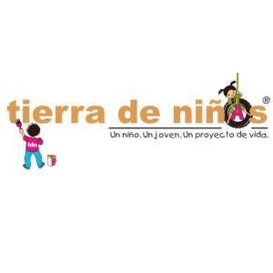Logo Tierra de Niños