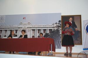 La voz de niños, niñas y adolescentes escolares de diferentes puntos del país se dejó escuchar en Cabildeo Nacional.